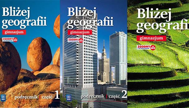 Bliżej Geografii Sprawdziany z Geografii Ćwiczenia i odpowiedzi