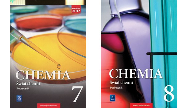 świat chemii 7 sprawdziany