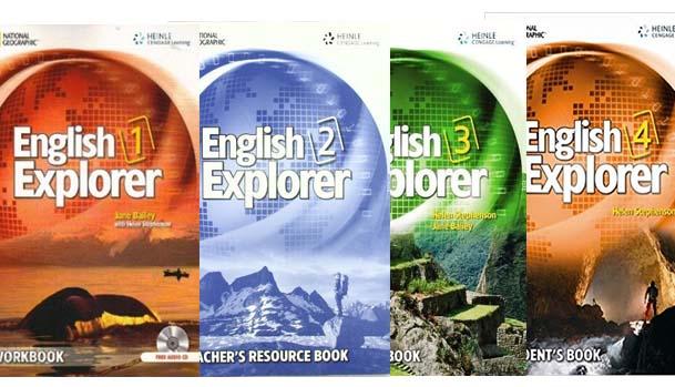 english explorer testy