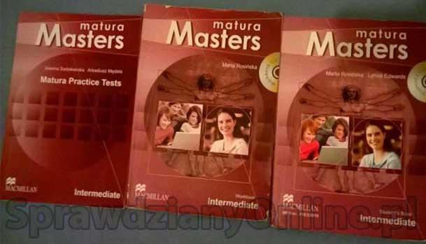 matura masters elementary testy