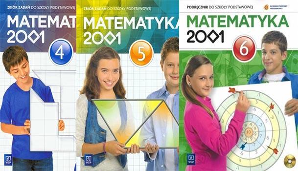 matematyka 2001 sprawdziany