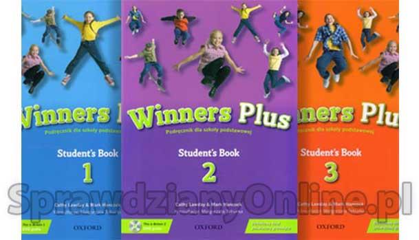 winners plus 2 testy