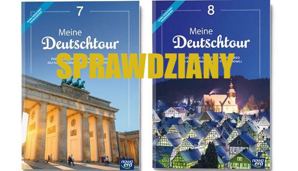 Meine Deutschtour Sprawdziany Klasa 7, 8 Testy PDF 2020