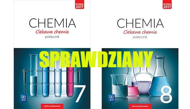 Ciekawa Chemia Sprawdziany Klasa 7, 8 Testy PDF 2020