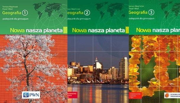 nowa nasza planeta sprawdziany