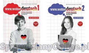weiter deutsch klasa 8 sprawdziany