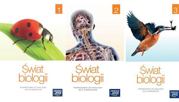 Świat Biologii 1 2 3 Sprawdziany z Biologii