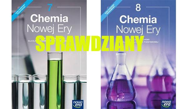 Chemia Nowe Ery Klasa 7, 8 PDF Ćwiczenia Odpowiedzi