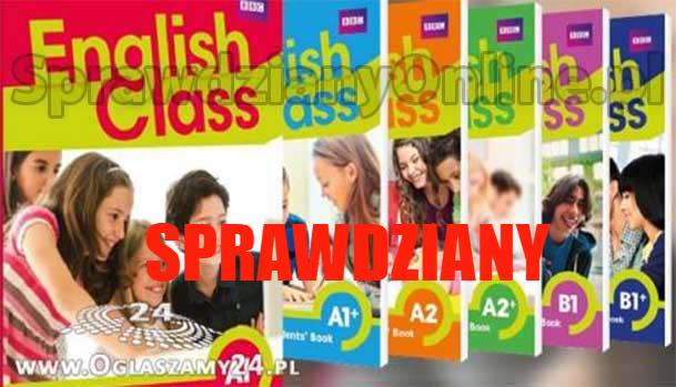 English Class A1 Testy PDF A2+, B1 Sprawdziany Chomikuj