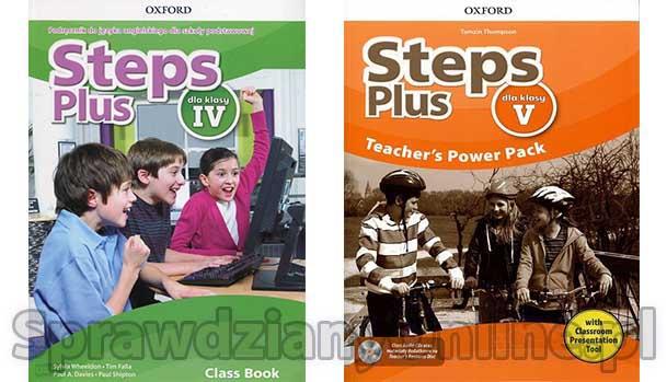 steps plus klasa 5 testy