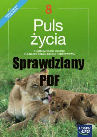 Puls Życia Klasa 8 Sprawdziany PDF