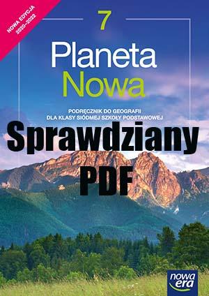 planeta nowa 7 sprawdziany pdf